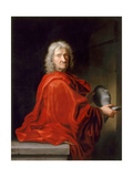 Portrait of Philippe De Buyster (1595-168) Giclee Print by Philippe Vignon