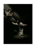 The Agony in the Garden Giclee Print by Francisco de Goya