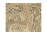 Desire and Satisfaction, 1893 Giclee Print by Jan Toorop