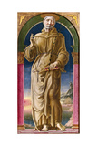 Saint Anthony of Padua Giclee Print by Cosimo Tura