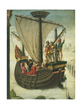 The Argonauts Leaving Colchis Giclee Print by Ercole de' Roberti