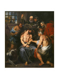 Christ Crowned with Thorns Giclee Print by Anthonis van Dyck