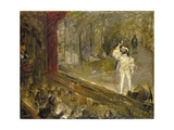 Francisco D'Andrade as Don Giovanni in Mozart's Opera Giclee Print by Max Slevogt