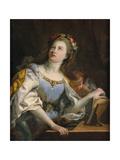 Saint Cecilia Giclee Print by Giambattista Tiepolo