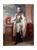 Charles-Philippe De France, Count of Artois (1757-183) Giclee Print by François Pascal Simon Gérard