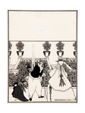 Cover Design for the Savoy, 1896 Giclee Print by Aubrey Beardsley