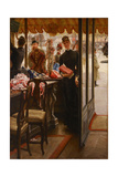The Shopgirl, 1879-1885 Giclee Print by James Jacques Joseph Tissot
