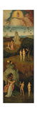 The Haywain (Triptyc) Left Panel, C. 1516 Giclee Print by Hieronymus Bosch