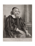 Portrait of Ephraim Bueno Giclee Print by Jan Lievens