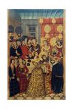 Herod's Feast Giclee Print by Pedro García de Benavarre