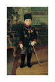 Prince Abdurrahim Hayri Efendi Giclee Print by Fausto Zonaro