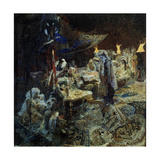 Oriental Fairy Tale Giclee Print by Mikhail Alexandrovich Vrubel