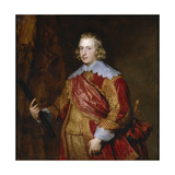 Portrait of Cardinal-Infante Ferdinand of Austria Giclee Print by Anthonis van Dyck
