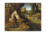 Saint Francis Receiving the Stigmata Giclee Print by Antonio Pirri