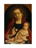 Madonna and Child Giclee Print by Jan Provost
