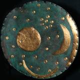 The Nebra Sky Disk, Ca. 1600 Bc Giclée-Druck