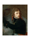 Napoleon Bonaparte at the Pont D'Arcole Giclee Print by Antoine-Jean Gros