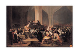 The Inquisition Tribunal Giclee Print by Francisco de Goya