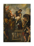 The Martyrdom of Saint Menas Giclee Print by Paolo Veronese