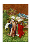 The Visitation, 1506 Giclee Print