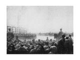 The Execution of the Terrorists in Russia, 1884-1885 Giclee Print by Vasili Vasilyevich Vereshchagin