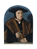 Portrait of a Man from the Weinsberg Family Giclee Print by Bartholomaeus Bruyn