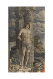 The Martyrdom of Saint Sebastian Giclee Print by Andrea Mantegna