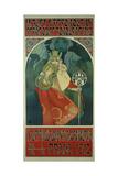 Sokol Festival Giclee Print by Alphonse Mucha