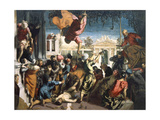 The Miracle of the Slave Giclee Print by Jacopo Tintoretto