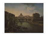 The New Rome Giclee Print by Sylvester Feodosiyevich Shchedrin