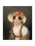 Adélaïde D'Orléans (1777-184) Giclee Print by Léon Cogniet