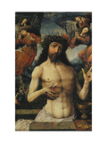 The Man of Sorrows Giclee Print by Jacob Cornelisz van Oostsanen