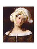 Rebecca, Ca 1835 Giclee Print by Giuseppe Molteni