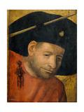 A Crossbowman Giclee Print by Hieronymus Bosch
