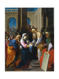The Presentation in the Temple Giclee Print by Lodovico Carracci