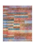 Steps Giclée-Druck von Paul Klee