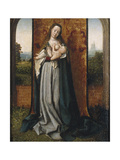Virgin and Child Giclee Print by Jan Provost