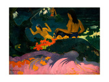 By the Sea (Fatata Te Mit) Giclee Print by Paul Gauguin