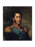 Prince General Pyotr Ivanovich Bagration (1765-181) Giclee Print by George Dawe