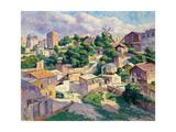 Montmartre, Paris Giclee Print