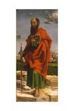 Saint Paul, 1482 Giclee Print by Bartolomeo Montagna