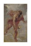 Prometheus, Ca 1636 Giclee Print by Pieter Paul Rubens