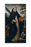 Saint Dominic Giclee Print by Ambrosius Benson