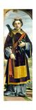 Saint Stephen Giclee Print by Bernardo Zenale