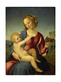 Madonna Colonna, 1508 Giclee Print by  Raphael
