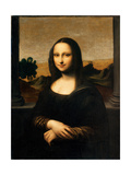 The Isleworth Mona Lisa Giclee Print by  Leonardo da Vinci