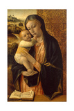 Virgin and Child Giclee Print