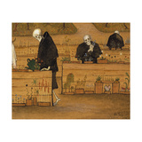 The Garden of Death Giclee Print by Hugo Simberg