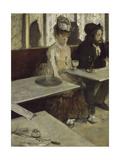 In a Café (Absinth), 1873 Giclee Print