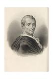 Charles De Secondat, Baron De Montesquieu (1689-175) Giclee Print